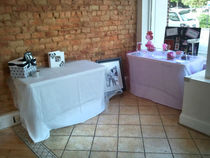 Gift & Candy table