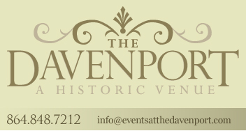 The Davenport - Event Rental Space - Greer SC