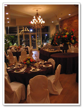 Wedding and Wedding Reception Rental Space